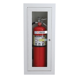 Alpine Series Fire Extinguisher Cabinet
