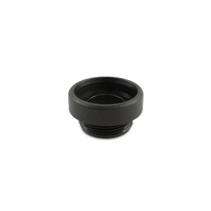 Flush Push Button Handle Cap