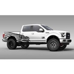 Battleborn Truck Graphics (satin black)