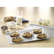 USA Pan Small Cookie Sheet Pan with Cookies