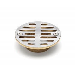 1266: 1-1/2 Shower Stall Strainer
