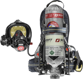 Shipman S Fire Equipment Scott Safety Respirator Products