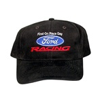 Ford Racing Logo Hat (Black)