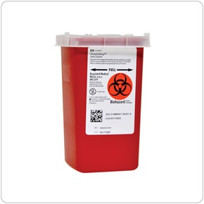 Sharps Container, 1qt