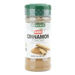 Cinnamon, Ground (Organic) - 2oz