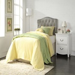 39131 GRAY QUEEN/FULL HEADBOARD