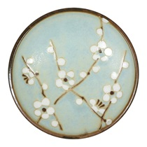 "Spring Blossoms 4"" Plate"