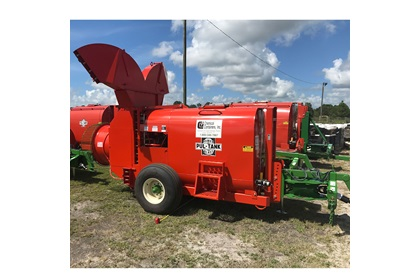 Rears Blueberry Tower 500 Gallon Narrow Powerblast Sprayer