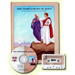 Thy Word - Temptations of Jesus - 1 Book w/CD