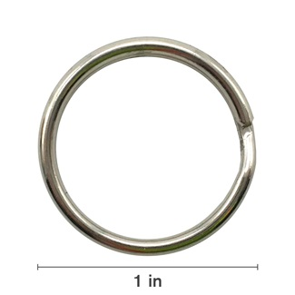 "1"" Light Split Ring"