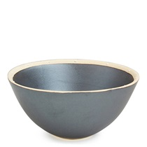 "White Dots 5.25"" Rice Bowl"