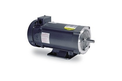 90v DC Electric Permanent Magnet Motor | 1/2 HP 1750 RPM