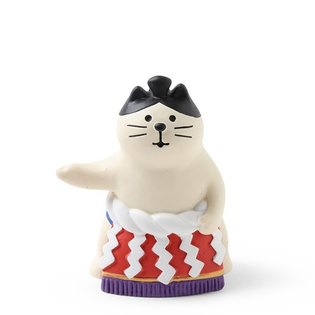 Figurine Sumo Cat