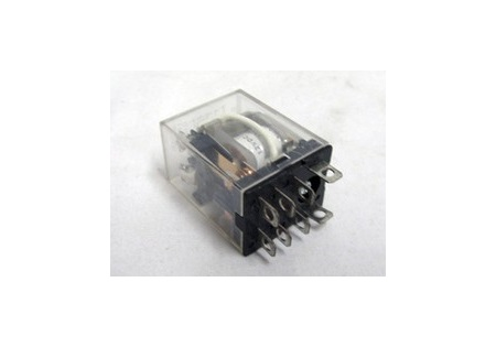 8 Pin General Purpose 12v Omron Relay  10 Amp DPDT Contact
