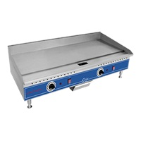 Globe PG36E Electric Countertop Economy Griddle