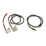 70-71 Concours Battery Cable Set (6 Cylinder)
