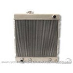 64-6 6 cyl. 2 Row aluminum radiator