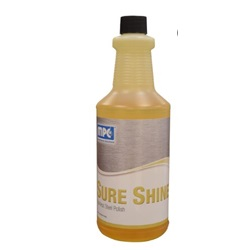 108649 SRS SURE SHINE STEEL POLISH, 1 QUART,