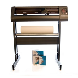 SC-5 electronic stencil machine with instructional books
