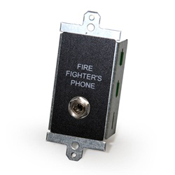 IAMFFPJAC Firefighter's Phone Jack