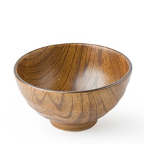 "Mokume Usucha 4.5""Rice Bowl"