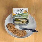 Natural Sardines in Extra Virgin Olive Oil (4.37 oz)