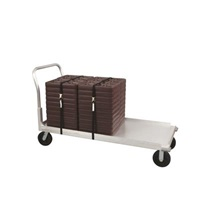 Cook's Aluminum Flatbed Delivery Cart