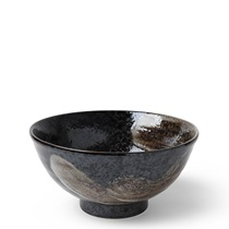 "Brush Stroke 6.25"" Noodle Bowl"