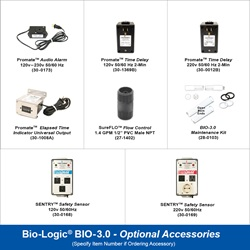 Bio-Logic® UV Water Purifiers - 1.5 or 3 GPM (Lamp / Quartz Sleeve Included)