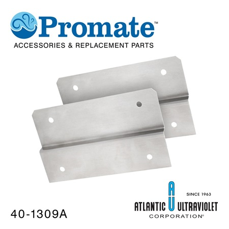 Bracket Set: Sanitaire RS72 and RS140