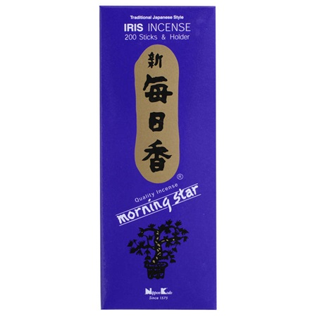 Morning Star Incense - Iris