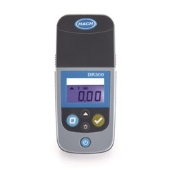 Digital Pocket Colorimeter™ DR300 Analysis Systems for Chlorine or Ozone (Hach)