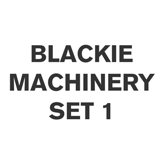 Blackie Machinery Set 1