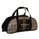 1964-73 Mustang Tote Bag (Small, Plaid)