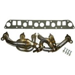 2000-06 Jeep TJ Header   4.0L (409 Stainless Steel)