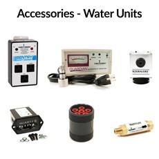 Accessories - Water Units