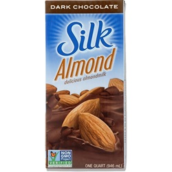Silk® Almond Milk, Chocolate - 32oz (Case of 6)