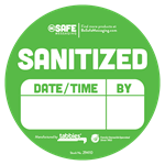 BeSafe Messaging Facilities Sanitization Labels