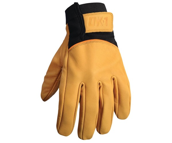 Anti Vibration Pre-Curved D3O Powered Glove