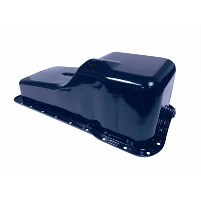 1964-69 Concours Small Block Oil Pan (Blue)