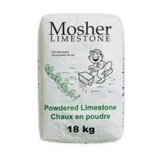 Mosher's Powdered Lime