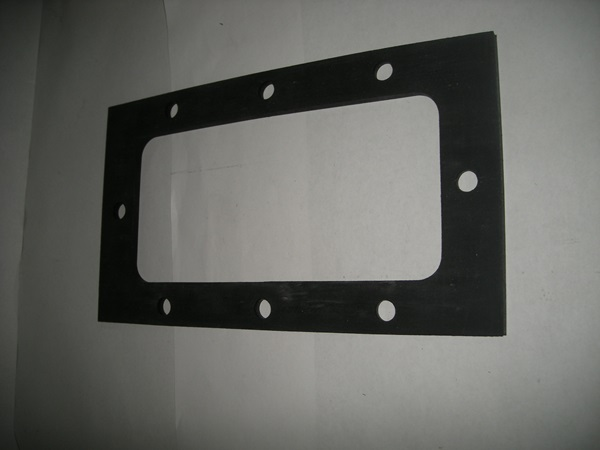 Parts To Your Door - Rubber Gasket (Rear Section Plate) Steam
