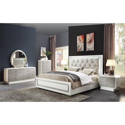 20197EK ALLENDALE EASTERN KING BED