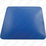 Blue Rounded Corner Hard Card