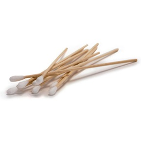Intrinsics® Cotton Tipped Applicators 6""