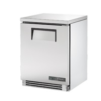 True Manufacturing TUC-24-HC Undercounter Refrigerator 33-38 Degrees F