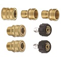 MTM SRG Adaptor Kit - 15mm Brass