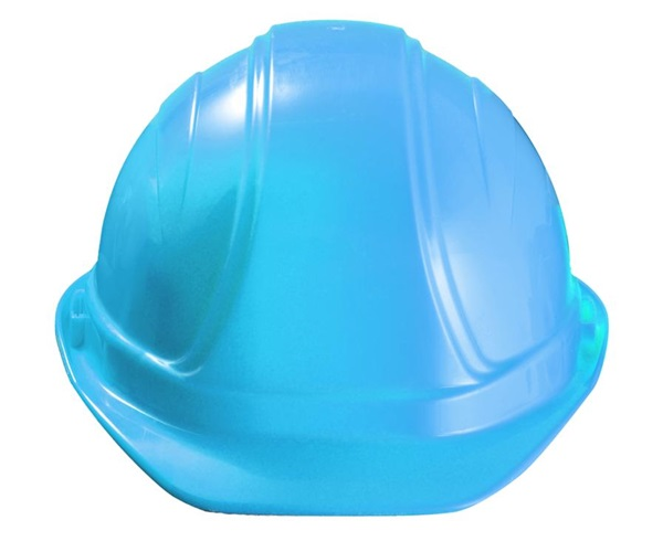Regular Brim Hard Hat (Ratchet Suspension)