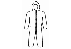Tyvek® Coveralls with Hood