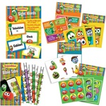 VeggieTales® Stickers & Temporary Tattoos